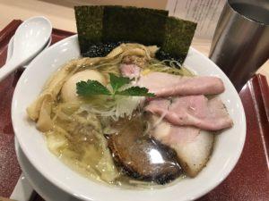 麦と麺助[大阪 中津]
