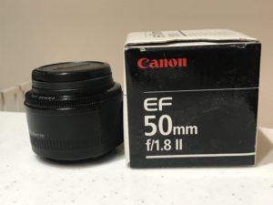 Canon EF50mm F1.8 STMを実際使ってみたレビュー